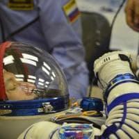 """AstroLuca saluta la Stazione Spaziale e torna a casa. Governatore Sicilia: """"Per lui..."""