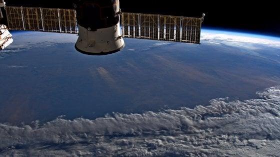 Luca Parmitano torna a casa: l'arrivo della Soyuz in Kazakhistan