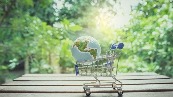 Largo consumo, la spesa è sempre più green