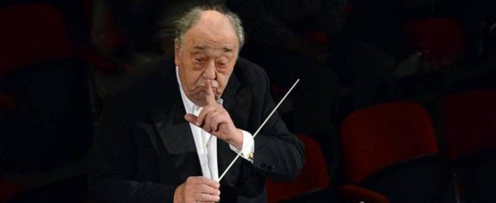 Addio a Nello Santi, è morto il direttore d'orchestra considerato il 'Papa' dell'opera
