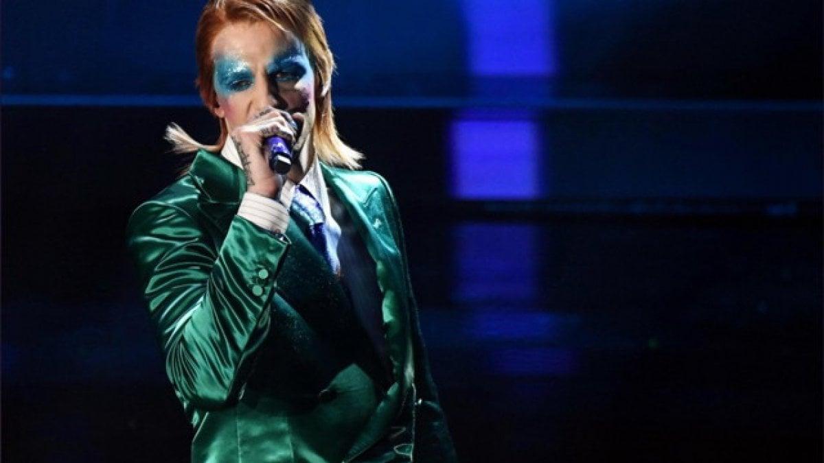 Sanremo 2020, dietro le trasformazioni di Achille Lauro quattro indizi misteriosi