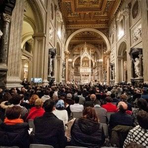 Comunità di Sant'Egidio, la festa per i 52 anni nella basilica di San Giovanni in Laterano