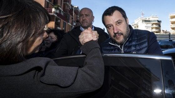 """Salvini al Nyt: """"Io come Trump, la sinistra vuole battermi per via giudiziaria"""""""