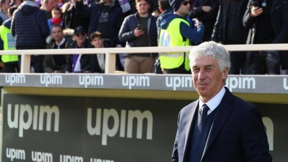 """Atalanta, Gasperini: """"Gara difficile, ma abbiamo meritato la vittoria"""""""