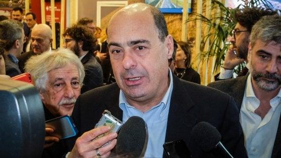 """Prescrizione, per Zingaretti la partita è chiusa: """"Buon punto di arrivo"""". Ma Rosato (Iv): """"Usare il Milleproroghe è uno scandalo"""""""