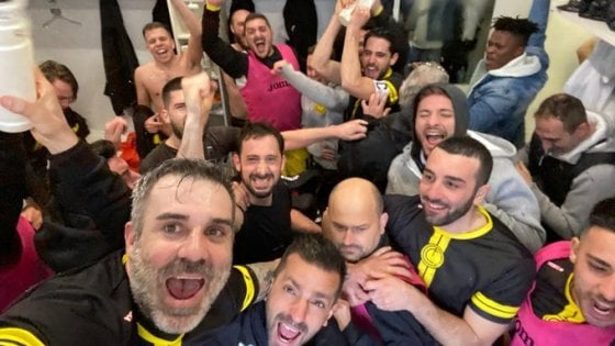 Sorrentino, nuova vita da... bomber: debutto con gol al 90' in Seconda Categoria