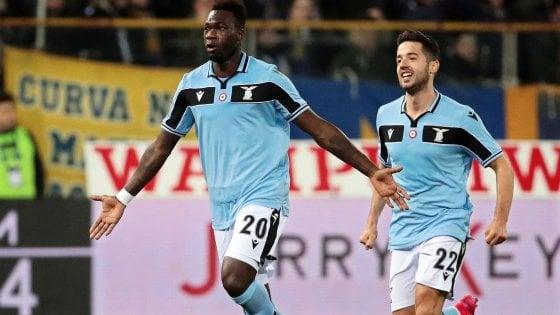 Parma-Lazio 0-1: Caicedo lancia i biancocelesti a -1 dalla vetta