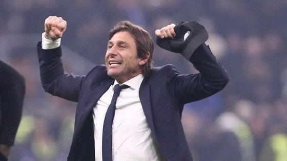 Inter, la formula scudetto di Conte: i numeri che fanno sognare