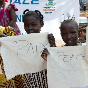Repubblica Centrafricana: ad un anno dall'accordo di pace milioni di bambini rimangono a rischio