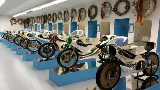 Addio a Giancarlo Morbidelli, papà di leggendarie moto da corsa