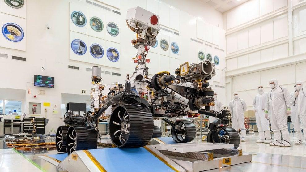 Nuovo Lunar Rover della Nasa