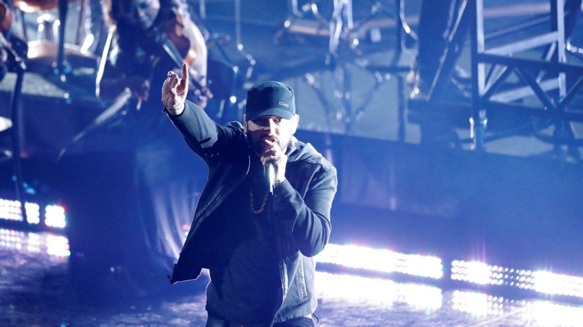 Oscar 2020, ecco perché Eminem ha cantato 'Lose yourself' 17 anni dopo aver vinto il premio con 8 Mile