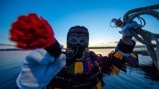 Feste in maschera sul Lago di Costanza