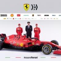 Nuova Ferrari F1. Ecco la SF1000