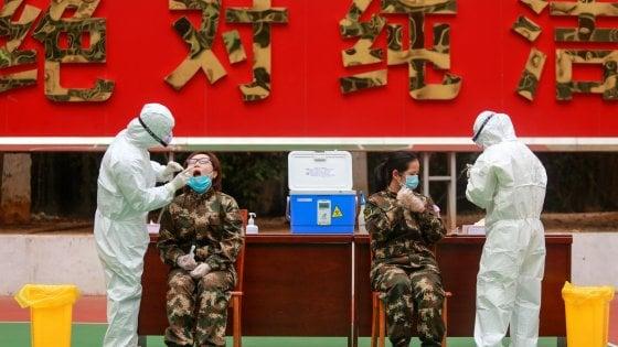 Coronavirus Covid-19, oggi dimissioni per 20 cinesi che viaggiavano con coppia contagiata