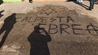 Pomezia, scritte antisemite davanti a due scuoleRep: Il commento L'odio che gronda dall'estrema destra