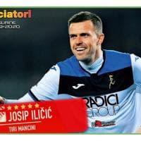 Calciatori Panini: figurine speciali per Ilicic, Immobile e la Juve