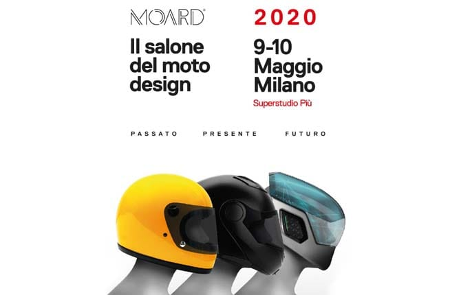 Moard, torna l'appuntamento con il salone del moto design