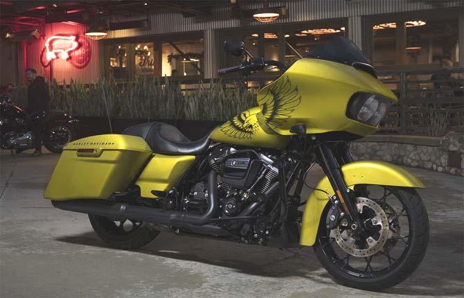 Harley-Davidson Road Glide Special, ancora più esclusiva