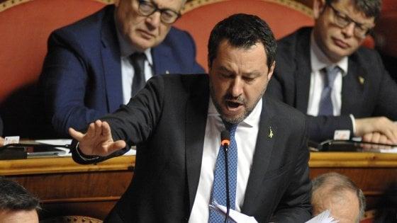 """Caso Gregoretti, Matteo Salvini attacca Repubblica senza citarla: """"Non cerco vendette, non voglio cancellare nessuno"""""""
