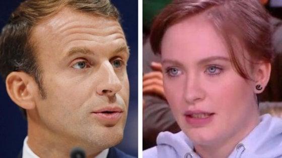 """Francia, adolescente attacca Islam sui social. Macron: """"Qui c'è il diritto a blasfemia e critica della religione"""""""