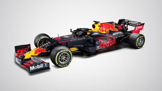 Formula 1, Red Bull: ecco la RB16 per sfidare Mercedes e Ferrari