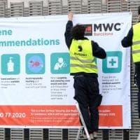 Coronavirus, cancellato il Mobile World Congress a Barcellona