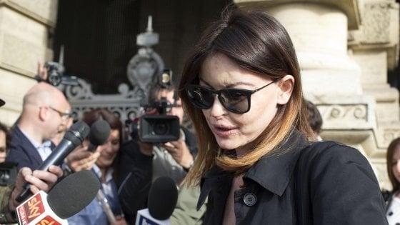 """Prescrizione, lo sfogo di Lucia Annibali: """"Ricevo decine di insulti sui social. Ora basta"""""""