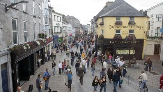 Galway: nell'anno della Brexit, la Capitale europea della cultura è irlandese