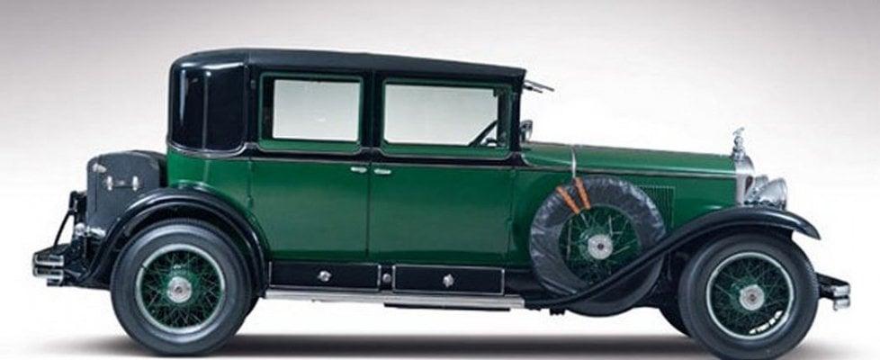 La Cadillac di Al Capone? E' di nuovo sul mercato