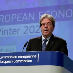 Coronavirus, Ue e Corte Conti preoccupati. Bruxelles taglia le stime di crescita per l'Italia