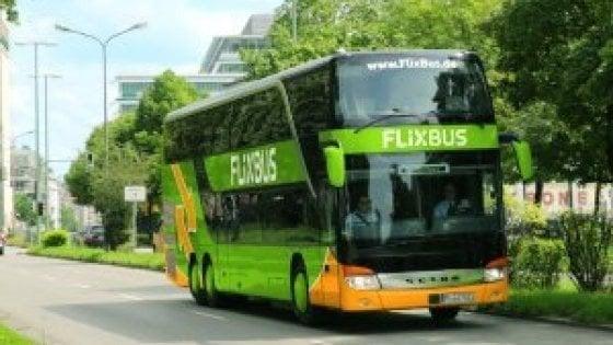 I FlixBus vanno (anche) ad energia solare