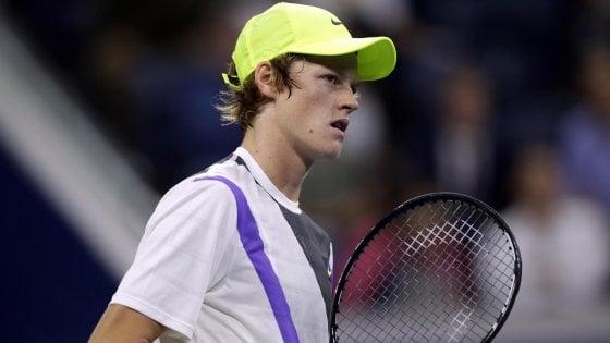 Tennis, Sinner batte Goffin e vola ai quarti a Rotterdam