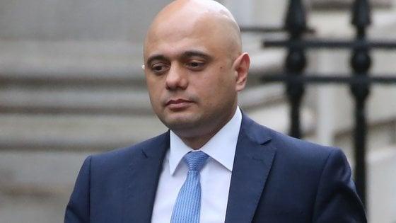 Gb, rimpasto post Brexit: a sorpresa lascia ministro Finanze Javid