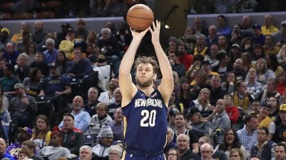 Basket Nba, All Star Game: convocato Melli, giocherà Rising Star