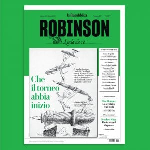 Pronti, via: su Robinson il grande torneo letterario