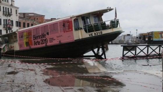 Il Cdm dice sì ad altri 84 milioni per l'emergenza acqua alta a Venezia