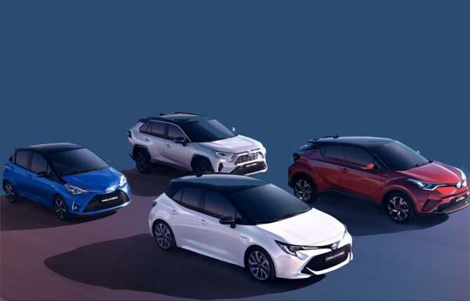 Il record Toyota: 15 milioni di ibride vendute