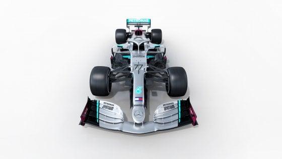 F1: la Mercedes svela la nuova W11, parte la corsa al settimo titolo di fila