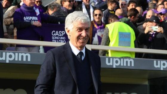 """Atalanta, Gasperini: ''Con la Roma troppo presto per essere decisiva"""""""
