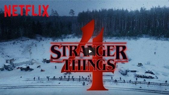 """Stranger Things 4, al via le riprese della nuova stagione: """"Dalla Russia con amore"""""""