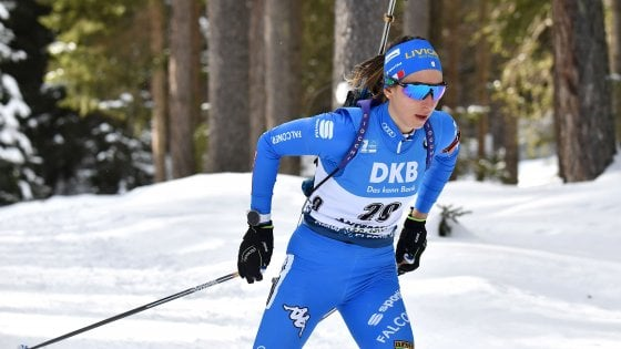 Biathlon, Mondiali: Roeiseland oro nella sprint. Vittozzi sesta davanti a Wierer