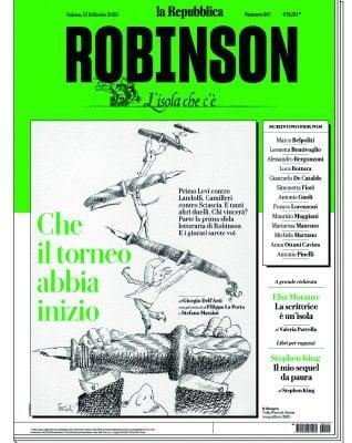 Pronti, via: su Robinson il grande torneo letterario. I giudici siete voi