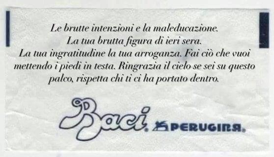 """Morgan e Bugo, boom di meme per il testo modificato di """"Sincero"""". Da Sanremo fino a San Valentino"""