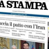 Vertenza la Stampa, il comunicato del cdr di Repubblica