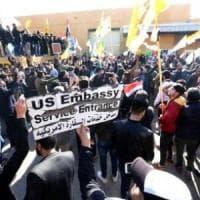 Iraq: razzi esplodono vicino ambasciata Usa a Bagdad