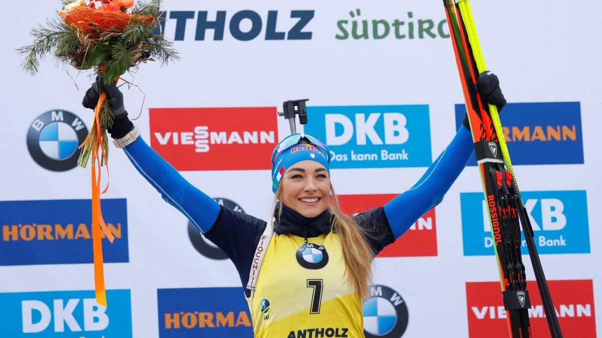 Biathlon, Mondiali: Dorothea Wierer oro nell'inseguimento