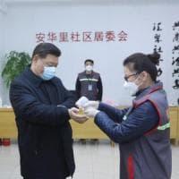 Coronavirus, il presidente Xi sapeva dell'emergenza già dal 7 gennaio
