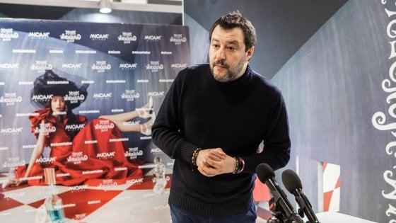 """Matteo Salvini sull'aborto: """"Il pronto soccorso non è la soluzione a stili di vita incivili"""". Critiche di Pd e M5s"""
