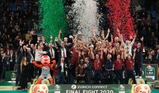 Basket, Final Eight: Venezia vince la coppa Italia, Brindisi battuta in finale